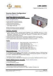 System Configuration LMS-Q680i