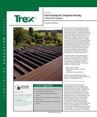 Steel Framing for Composite Decking A Next-Gen Solution