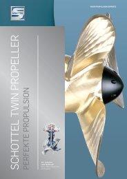 STP Twin Propeller - Schottel GmbH