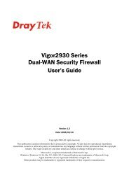 User's Guide - VoIP Talk