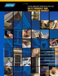 DO-IT-YOURSELF AND CONTRACTOR MARKET