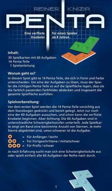 Penta - Schmidt Spiele