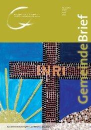 Download Gemeindebrief 02 / 2013 - Evangelisch- Lutherische ...