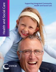 Health and Social Care - Civica