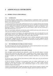 03 Azioni sulle costruzioni.pdf - Sede di Architettura