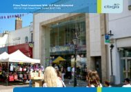 Prime Retail Investment With 12.5 Years Unexpired - Propex