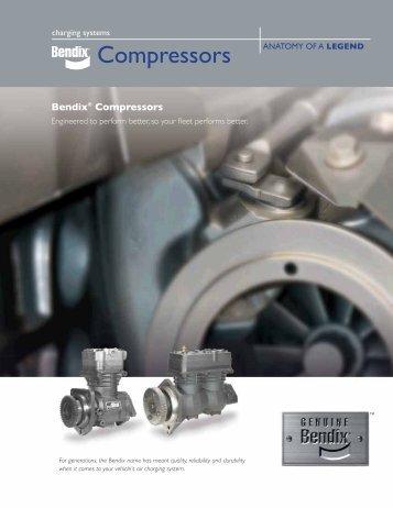Compressors - Bendix