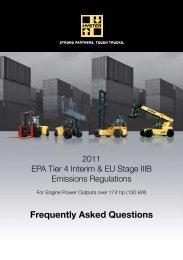 Download the FAQ - Hyster Company