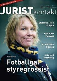 Juristkontakt 3 - 2009