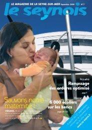 Sauvons notre maternité ! - La Seyne-sur-Mer