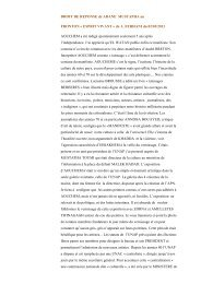DROIT DE REPONSE de ADANE MUSTAPHA au ... - Founoune