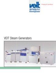 VEIT Steam Generators - Amatec