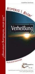 Flyer DIN LANG (FlyerPilot) - Atempause - Jugendbildungsstätte ...