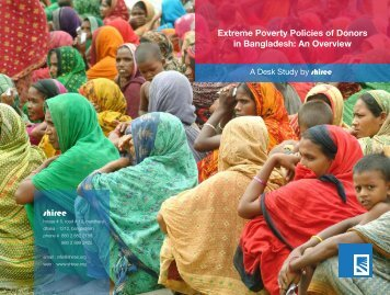 shiree Extreme Poverty Policies of Donors in Bangladesh: An ...