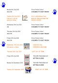 June 2013 Dates - Sir James Knott Nursery School and North ... - Page 2