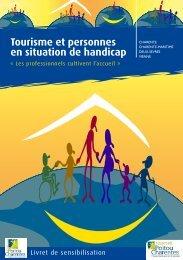 Tourisme et Handicap - Région Poitou-Charentes