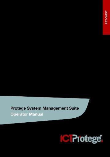 Protege System Management Suite - ICT