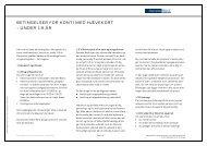 Betingelser for hævekort under 18 år - Danske Bank