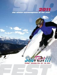 the SnoFest!!! - Warren Air Force Base – 90th Force Support Squadron