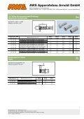 katalog getränketeile catalogue beverage industry parts - AWS ... - Seite 3