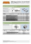 katalog getränketeile catalogue beverage industry parts - AWS ... - Seite 4