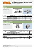 katalog getränketeile catalogue beverage industry parts - AWS ... - Seite 5