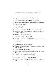 Pytania egzaminacyjne Algebra I r. astron. (2004)