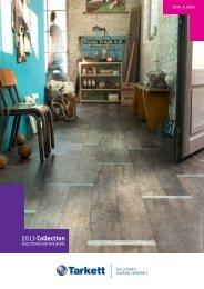 Brochure - Tarkett for the Home