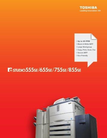 Download Brochure - Toshiba