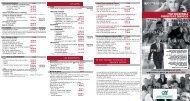 Nos tarifs au 6 septembre 2006 - Crédit Agricole Alpes Provence