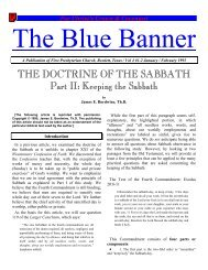 Volume 4 Issue 1-2. January-February 1995. - The Blue Banner