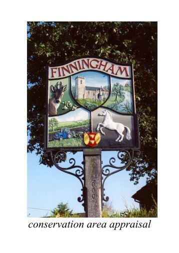 Finningham - Mid Suffolk District Council