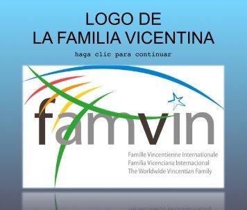 LOGO DE LA FAMILIA VICENTINA - VinFormation