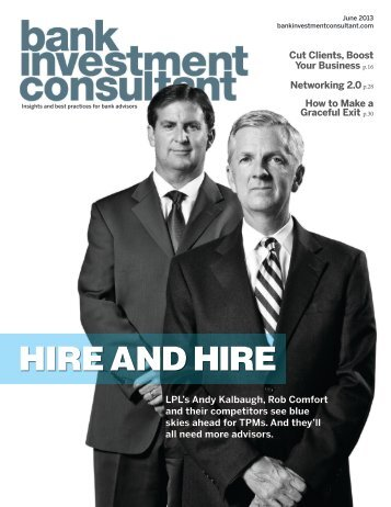 HIRE AND HIRE - LPL Financial