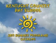 Download - Kentucky Country Day