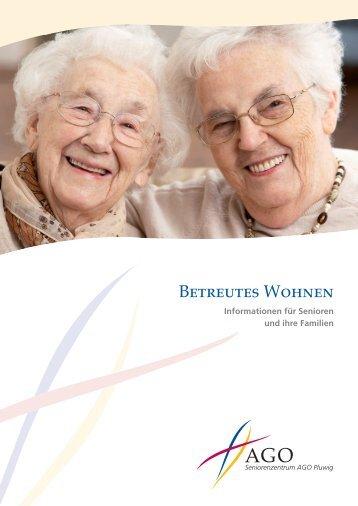 Seniorenzentrum ago trier ago sozialeinrichtungen for Betreutes wohnen trier
