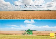 land at queenstonbank prime arable ground - Farming