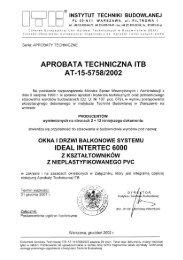 2d-poster ideal 6000 ® .pdf - okna pcv Warszawa