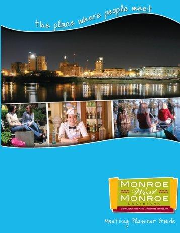 Planning Guide - Monroe-West Monroe, Louisiana