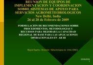 REUNION DE EQUIPOS DE IMPLEMENTACION Y ...