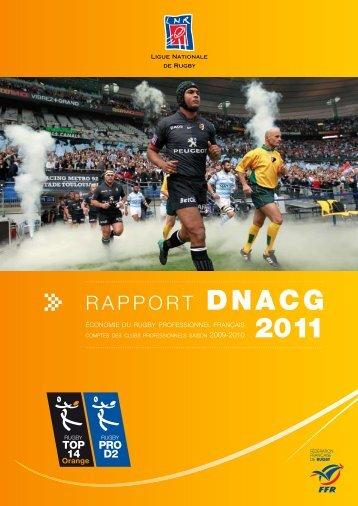 Rapport 2011 établi par la Commission des Championnats ...