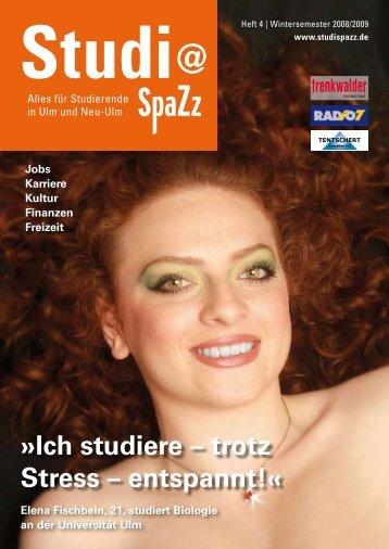 Die Studi@SpaZz In - KSM Verlag