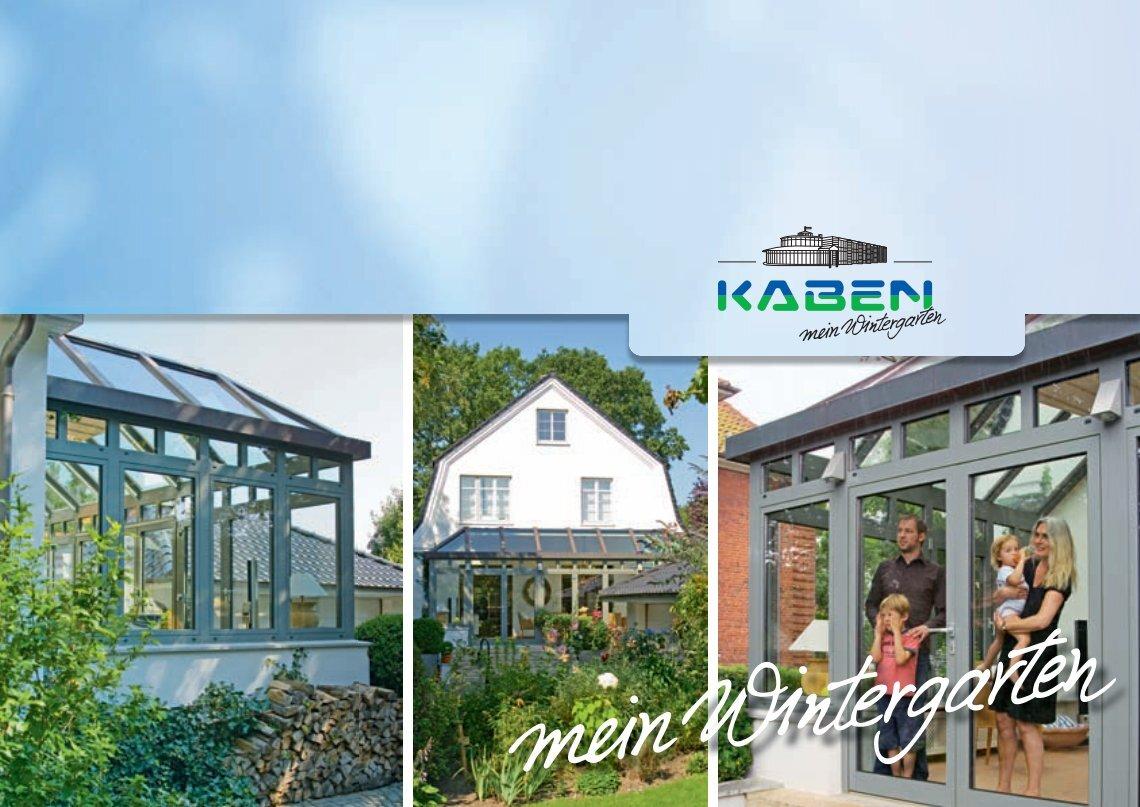 Kaben Wintergarten 3 free magazines from kaben mein wintergarten de
