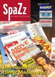 Das Rauschen im Ulmer Medienwald - KSM Verlag