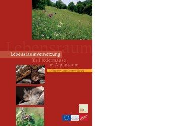 Handbuch - Interreg IIIb - living space network