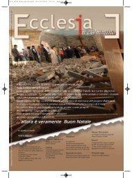 Dic_2010:Pag prova.qxd.qxd - Diocesi Suburbicaria Velletri - Segni