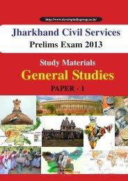 JPSC Prelims 2013 Prelims Paper 1 Eng Sample.pdf