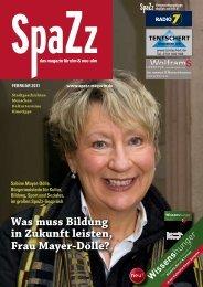 Was muss Bildung in Zukunft leisten, Frau Mayer-Dölle? - KSM Verlag