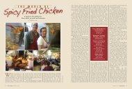 Food Writer - Andrea Lynn