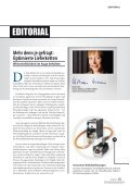 Ausgabe 1 / 2013 - technik + EINKAUF - Page 3